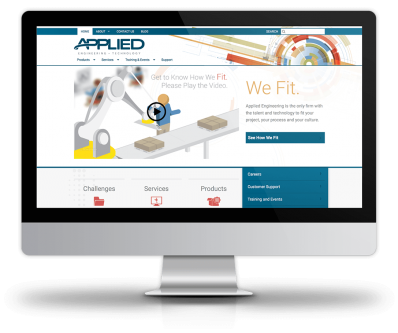 Applied Engineering - New Site