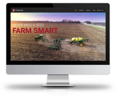 Intelligent Ag Solutions - New Site