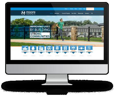 Moore Engineering - New Site